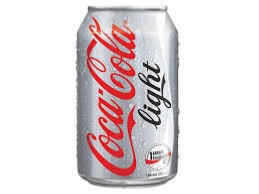 COCA Light 33 cl
