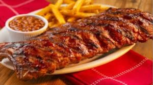 SPARE RIBS  FRITES